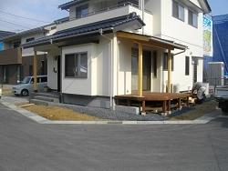 H様邸 庭園工事施工例