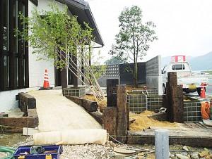 N様邸 外構工事施工例