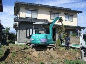 I様邸 外構・植栽工事施工例
