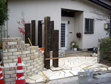 A様邸 外構工事施工例